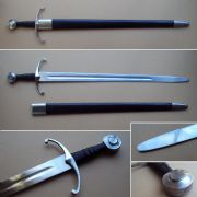 One Handed Stage Combat Sword